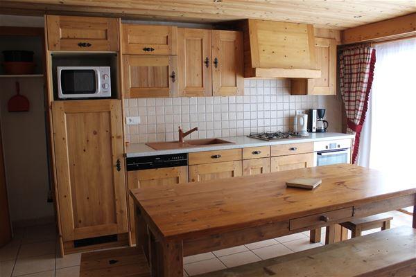 Lägenhet för upp till 8 personer med 3 rum på Fleur des Alpes (Ancolie) n°2 - Les Gets