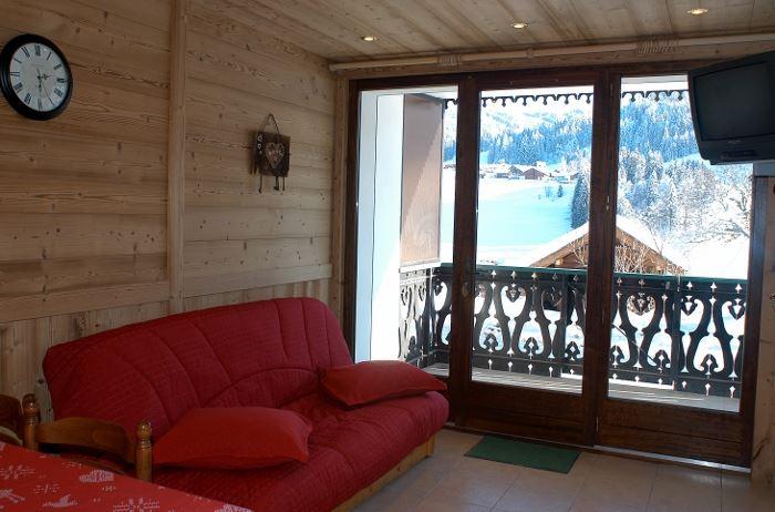 Leilighet for opp til 6 personer med 3 rom på Fleur des Alpes (Lys Martagon) n°5 - Les Gets