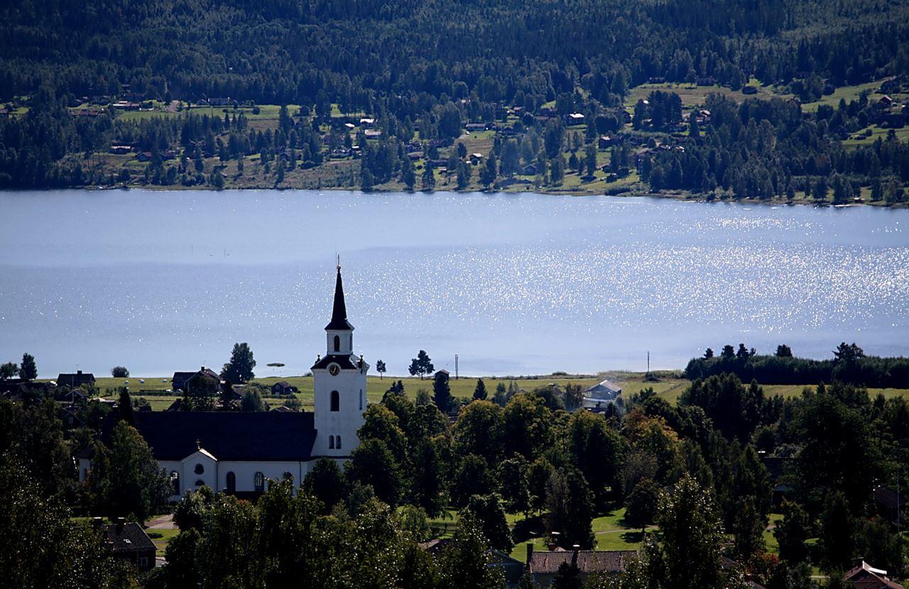 Björkberget, Siljansnäs
