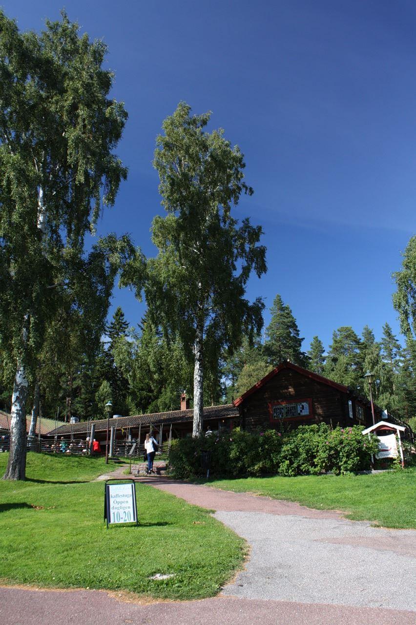 Buffils Annas Kaffestuga, Björkberget Siljansnäs