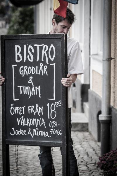 Bistro Grodlår & Timjan