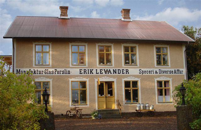 © Levanders Lanthandel, Levanders Café & Lanthandel