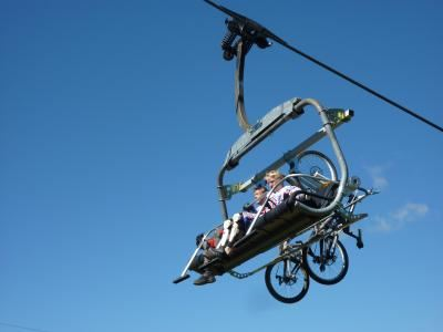 Пропуск на подъёмники (горный велосипед)