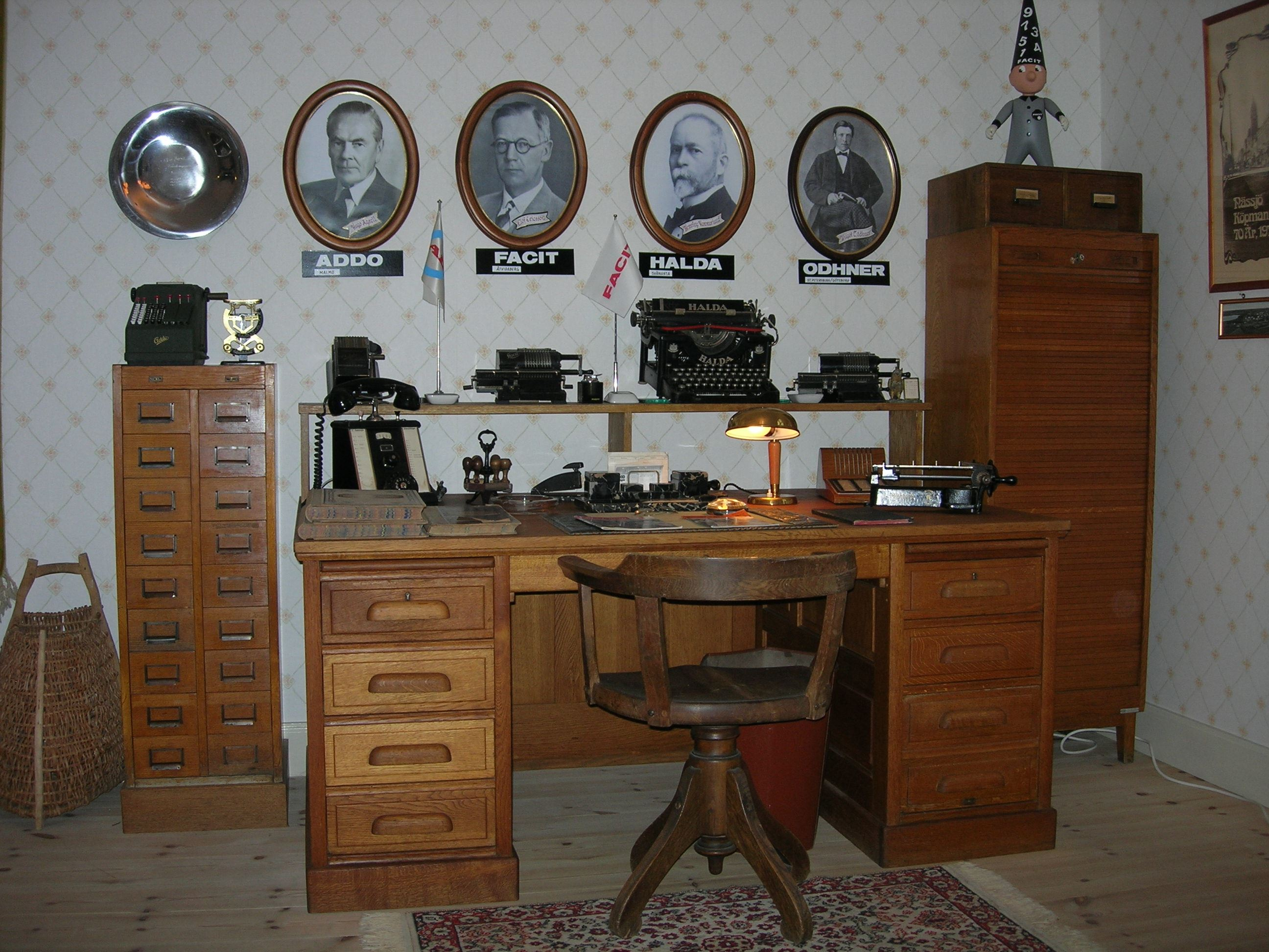 Nässjö Office Museum