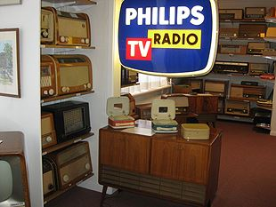 Radiomuseum i Bodafors