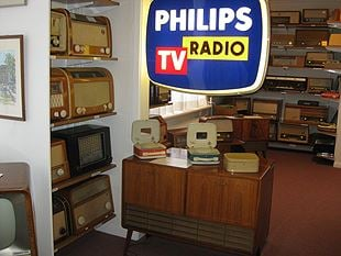 Radio Museum in Bodafors
