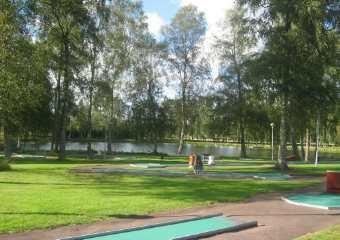 © Gislaveds kommun, Hörsjöns camping miniature golf