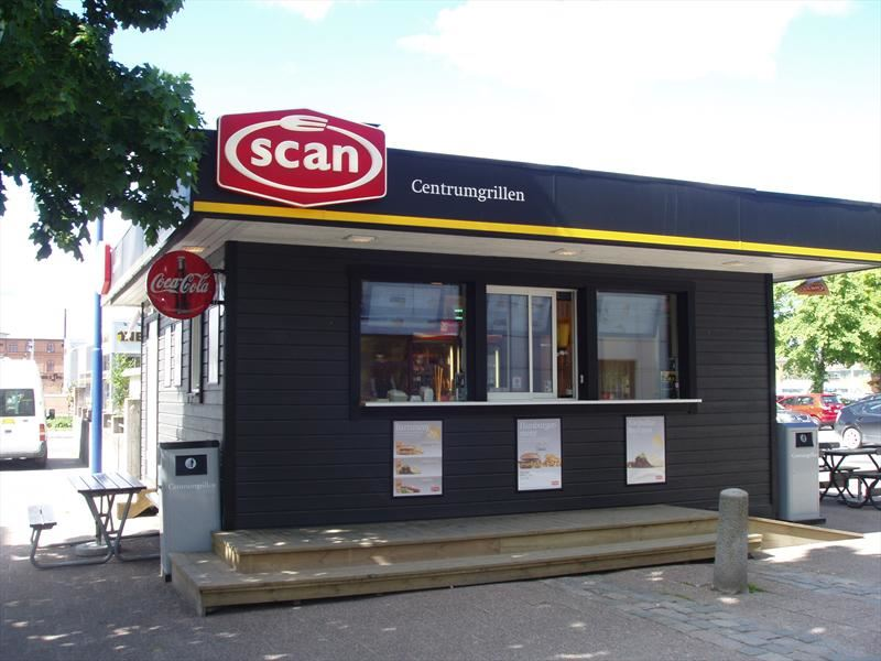 Centrumgrillen - Scan kök