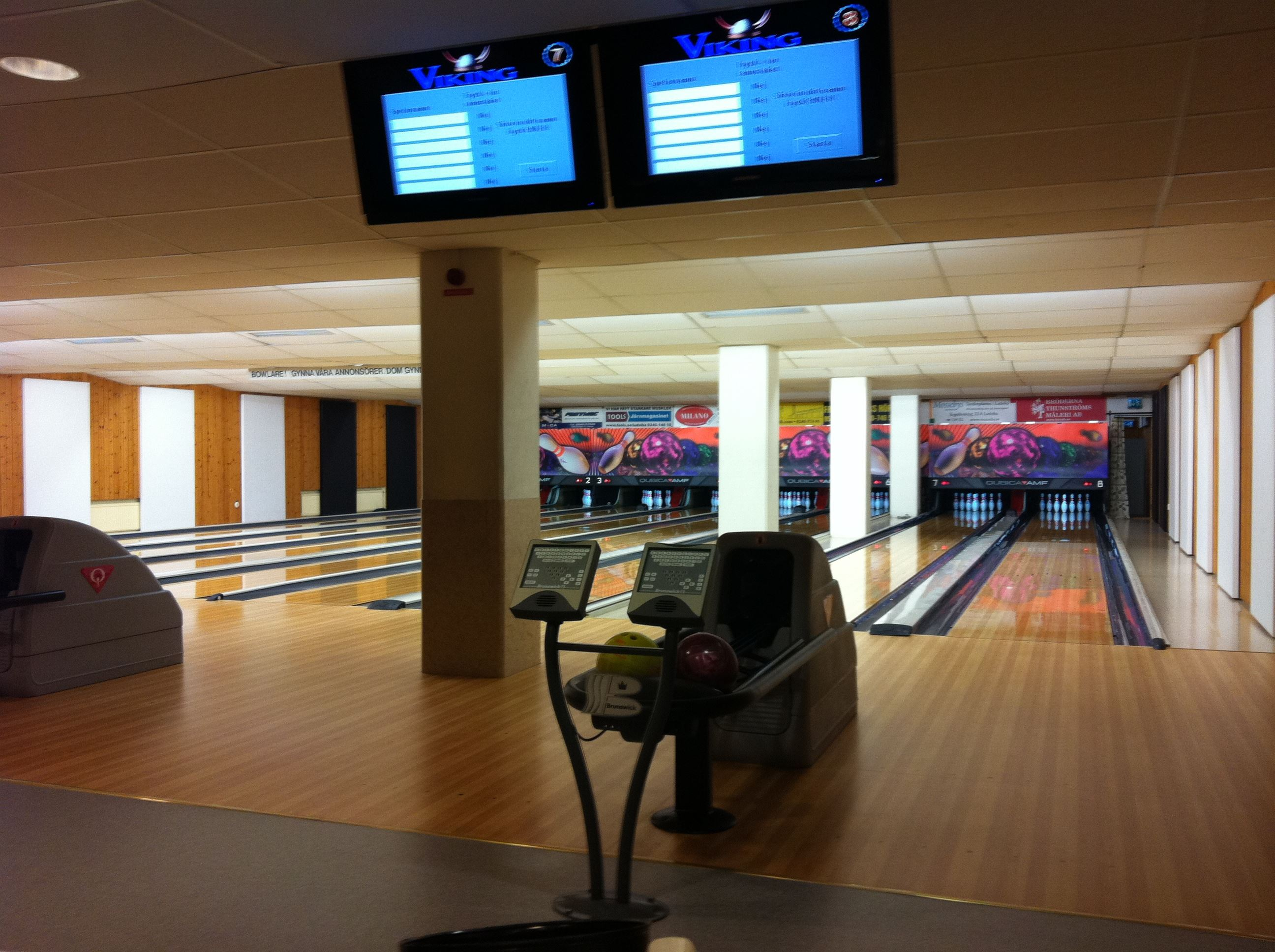 Ludvika Sporthall - Bowling