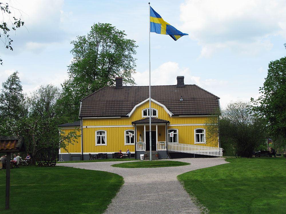 © Vetlanda Turistbyrå, Bäckaby sommarservering