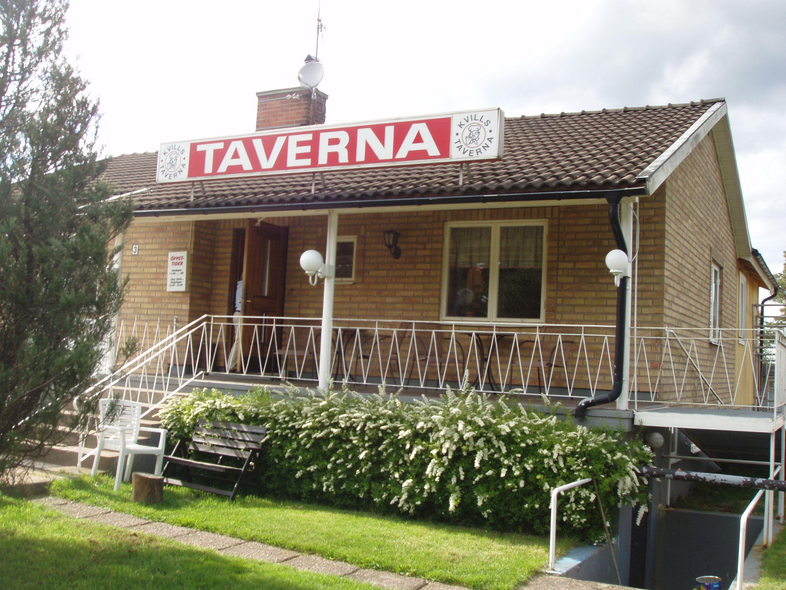 © Vetlanda Turistbyrå, Kvills Taverna