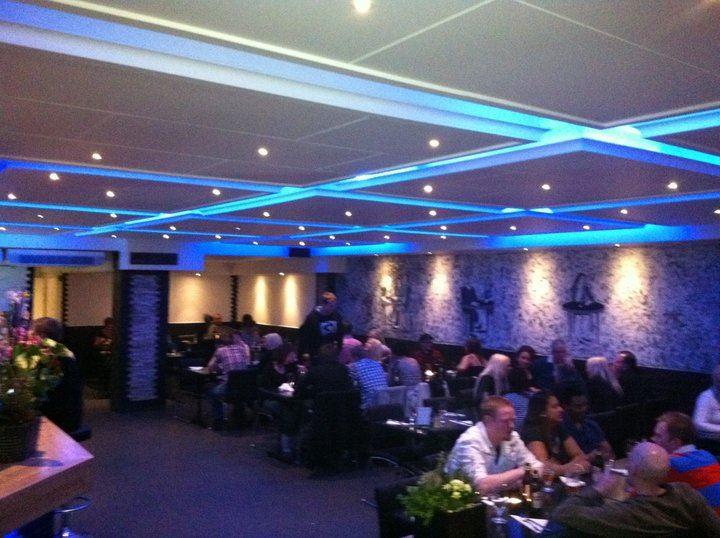 © Restaurang Ceylan De Luxe, I restaurangen