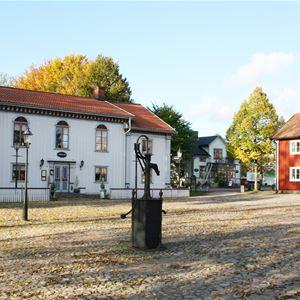 © Ljungby kommun, Ljungby Gamla Torg