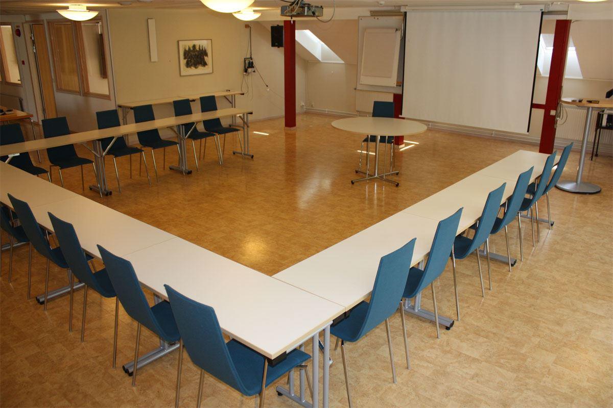 © Ädelfors folkhögskola, Ädelfors folkhögskola