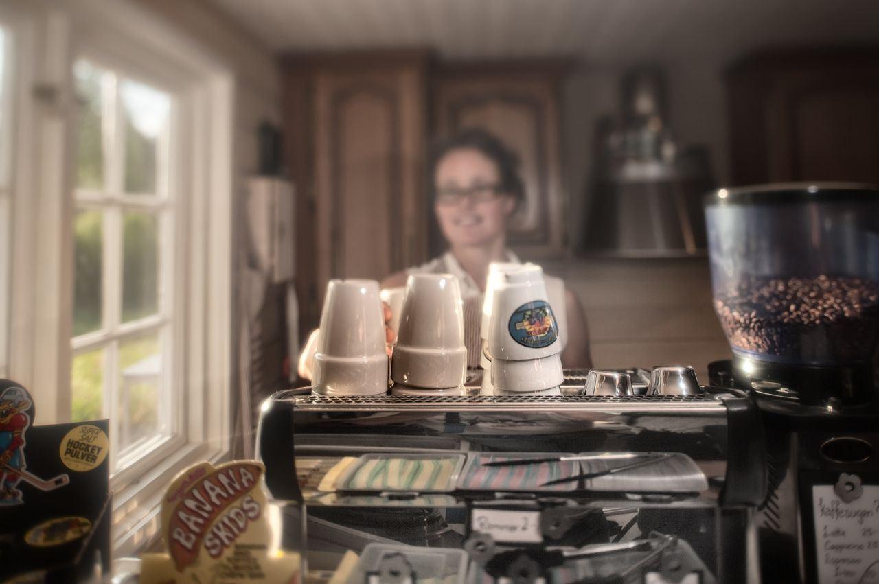 © Café Mangelboden - Ramoa, I caféet
