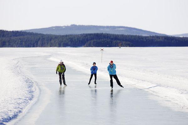 Skating Dalarna