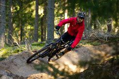 Biking Dalarna - Lugnet
