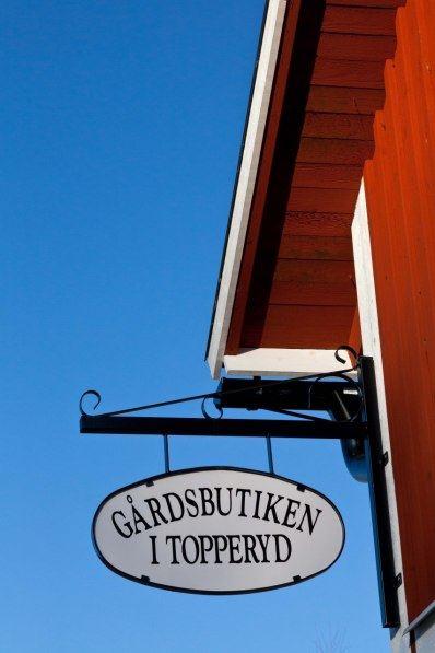 Hofladen in Topperyd