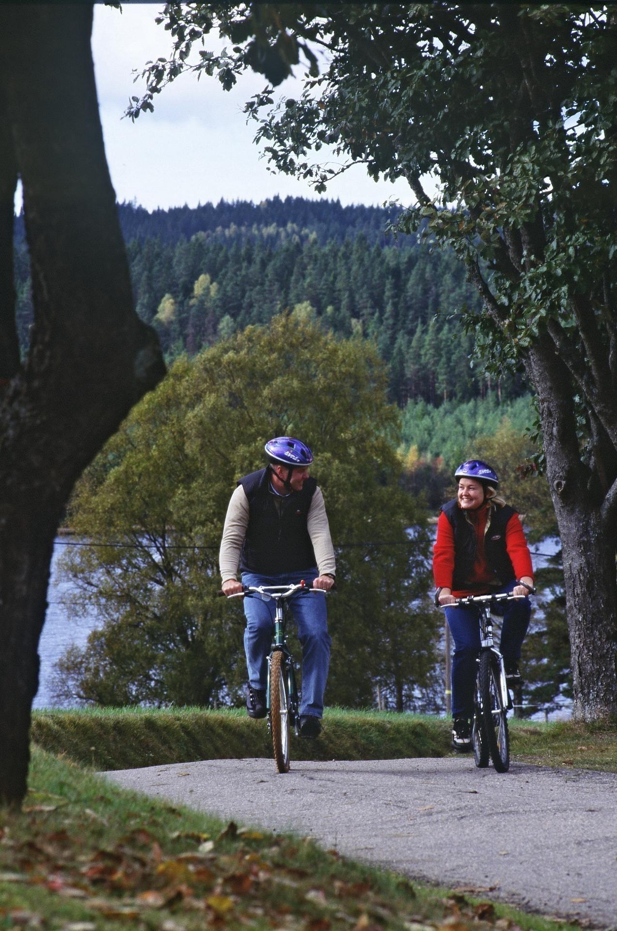 Isaberg,  © Isaberg, Isaberg cycleroutes