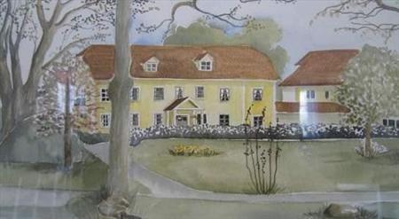 Segerstads vandrarhem,  © Segerstads vandrarhem, Try aquarelle painting