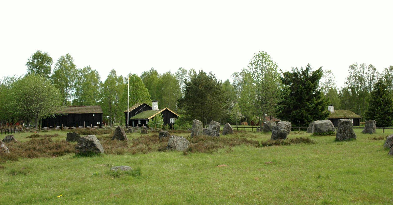 Gislaveds kommun,  © Gislaveds kommun, Villstad folk museum, Smålandsstenar
