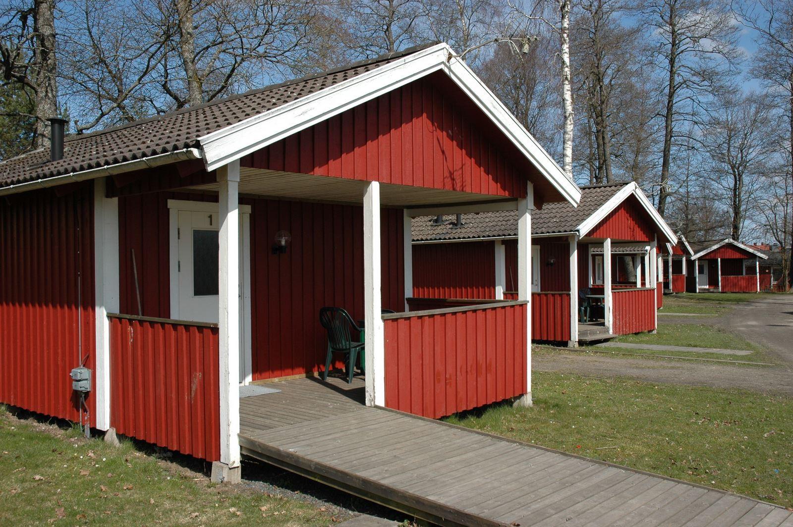 Gisleparken's holiday cottages