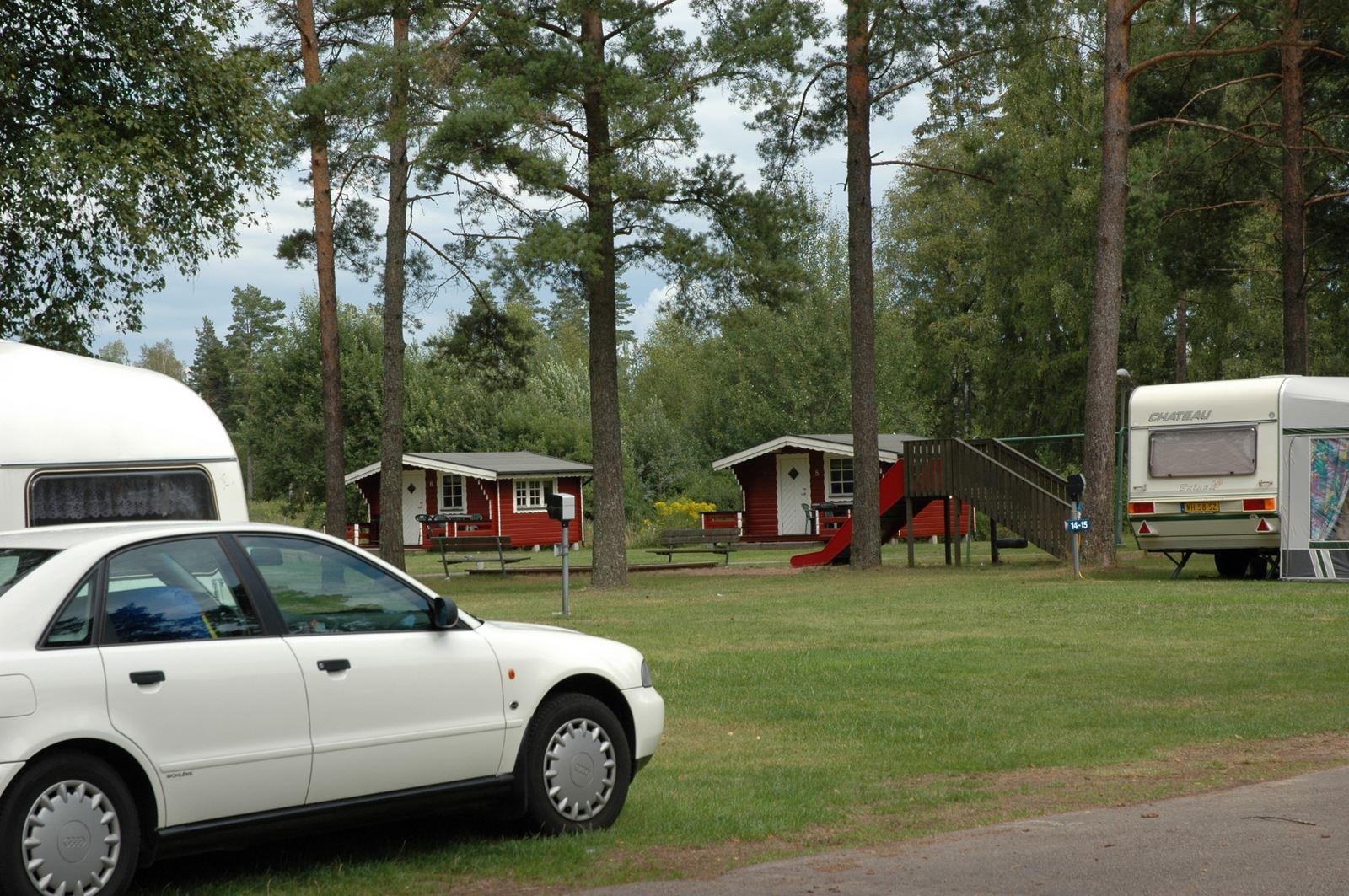Gislaveds kommun,  © Gislaveds kommun, Hörsjöns camping