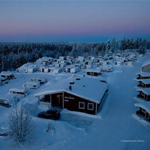 Malå hotell och Ski Event - Stuga 6-bäddar
