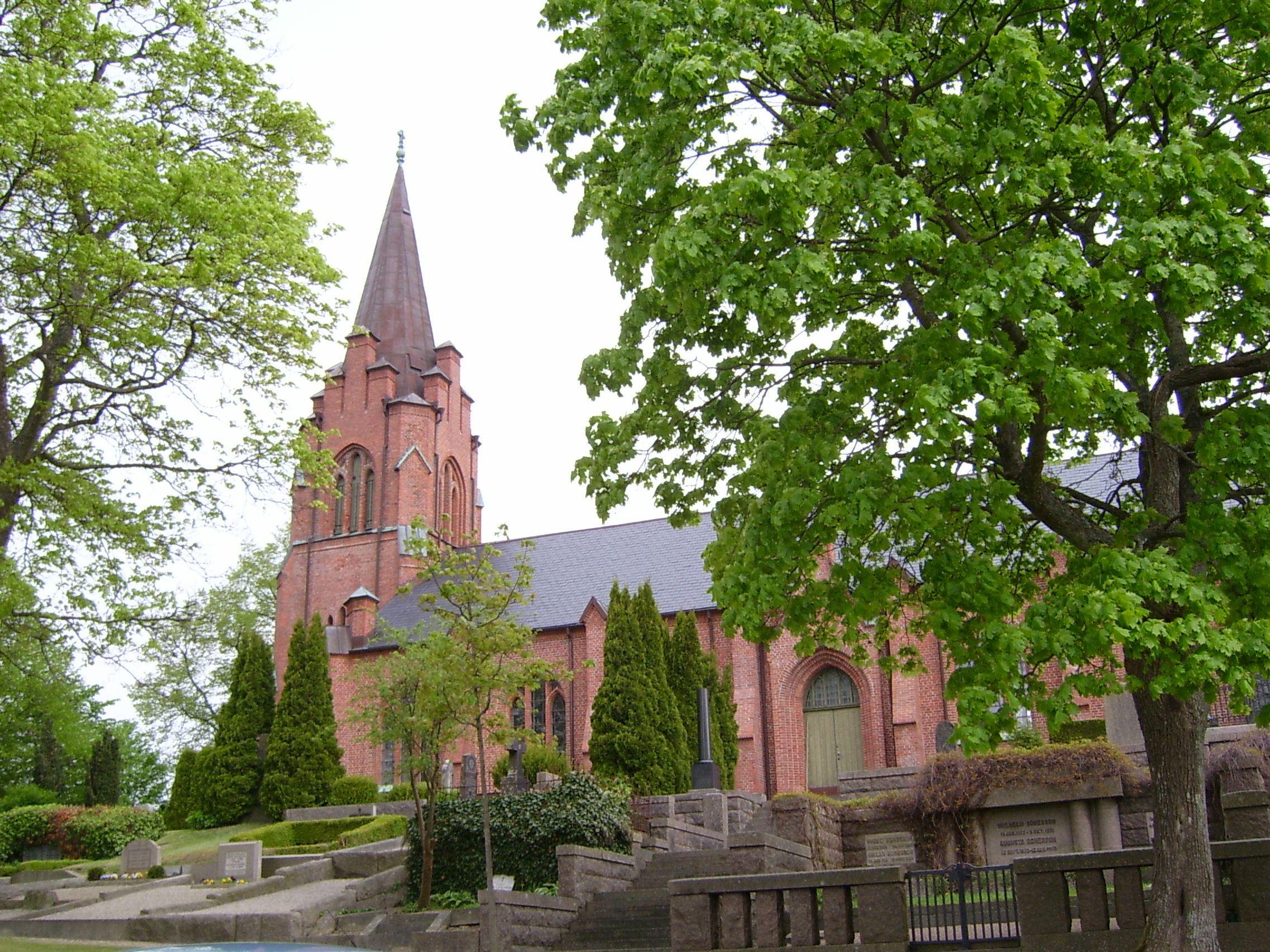Billinge church
