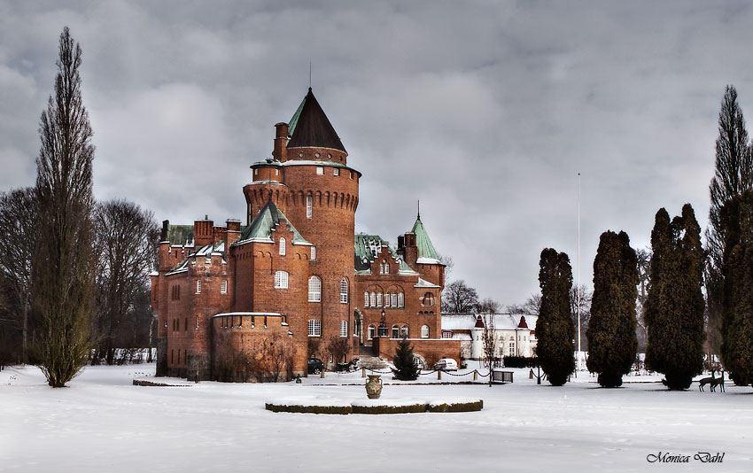 Ulf Axelsson, Hjularöd Castle - Hjularöds Slott