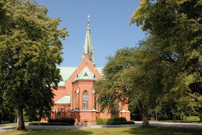 Ulf Axelsson, Eslövs church
