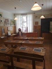 © Vetlanda turistbyrå, Vetlanda skolmuseum