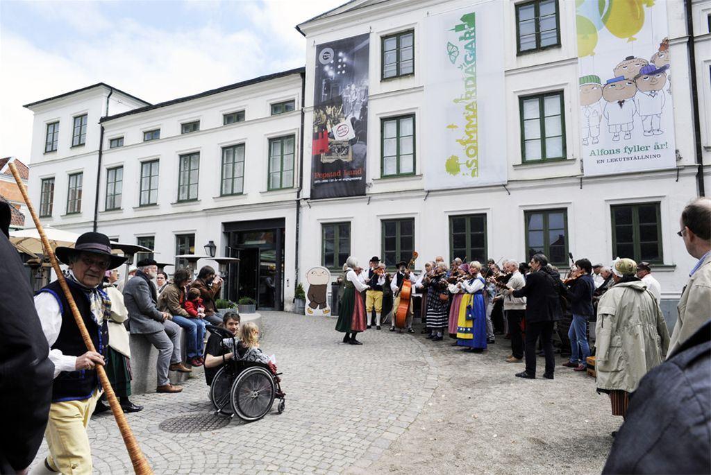 Viveca Ohlsson,  © Kulturen, Kulturen i Lund
