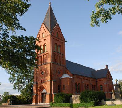 Ulf Axelsson, Remmarlövs church