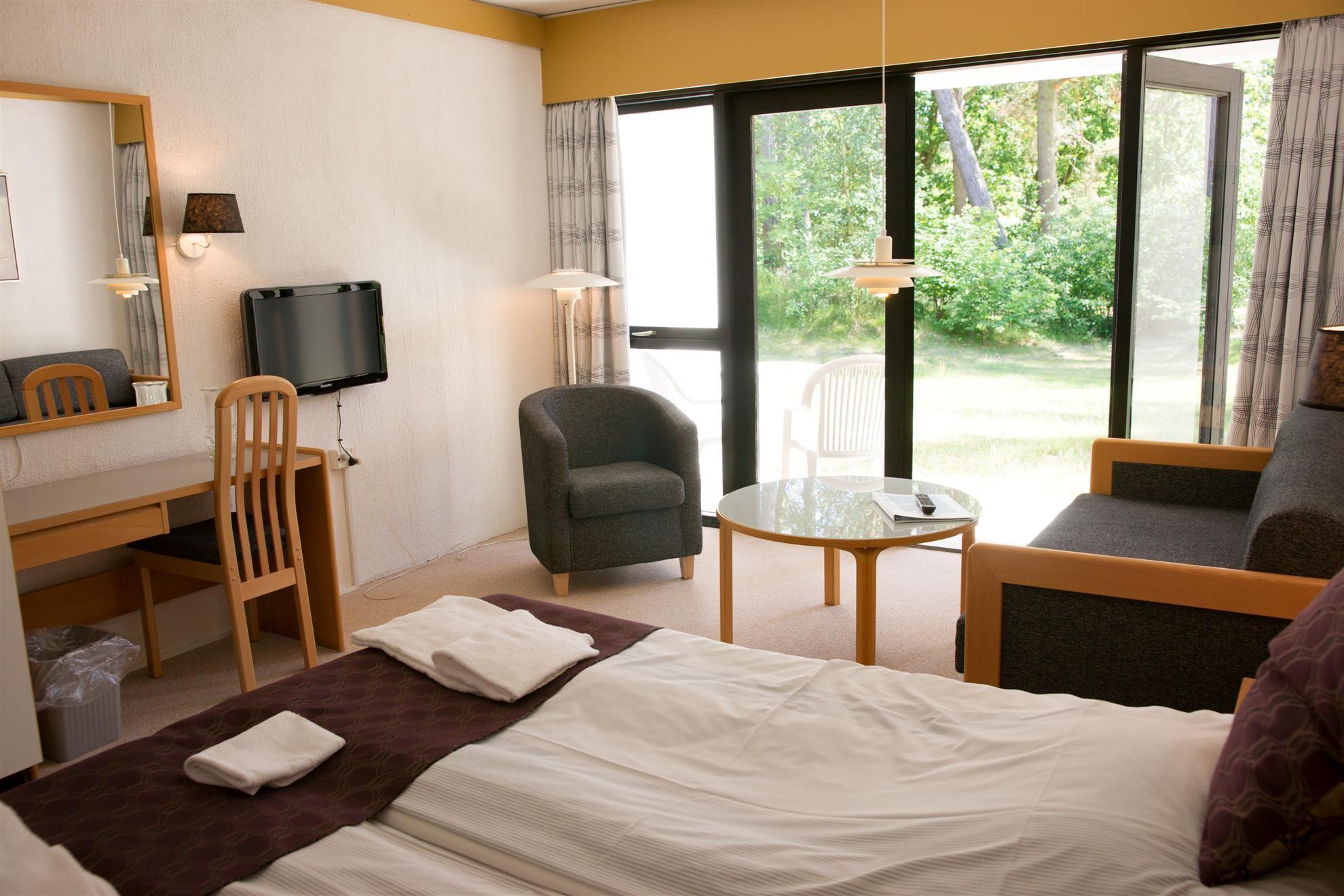 Hotel Balka Søbad, hotelroom