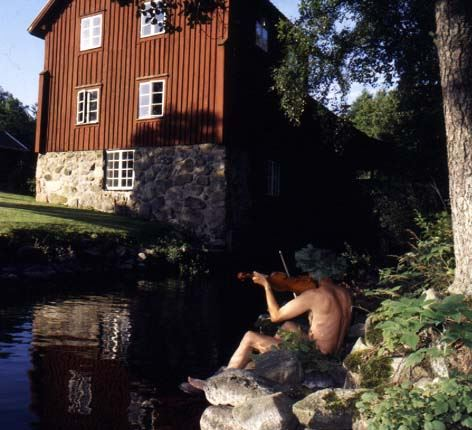 © Turistbyrån, Mela Kvarn