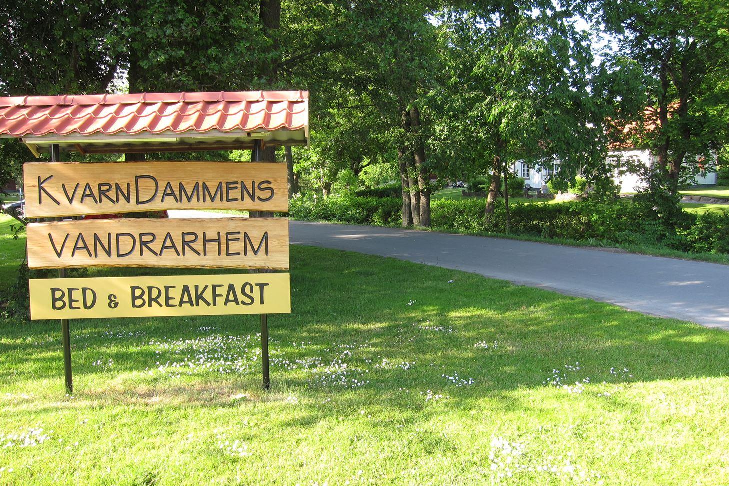 © Kvarndammens Vandrarhem, Kvarndammens Vandrarhem / Bed & Breakfast