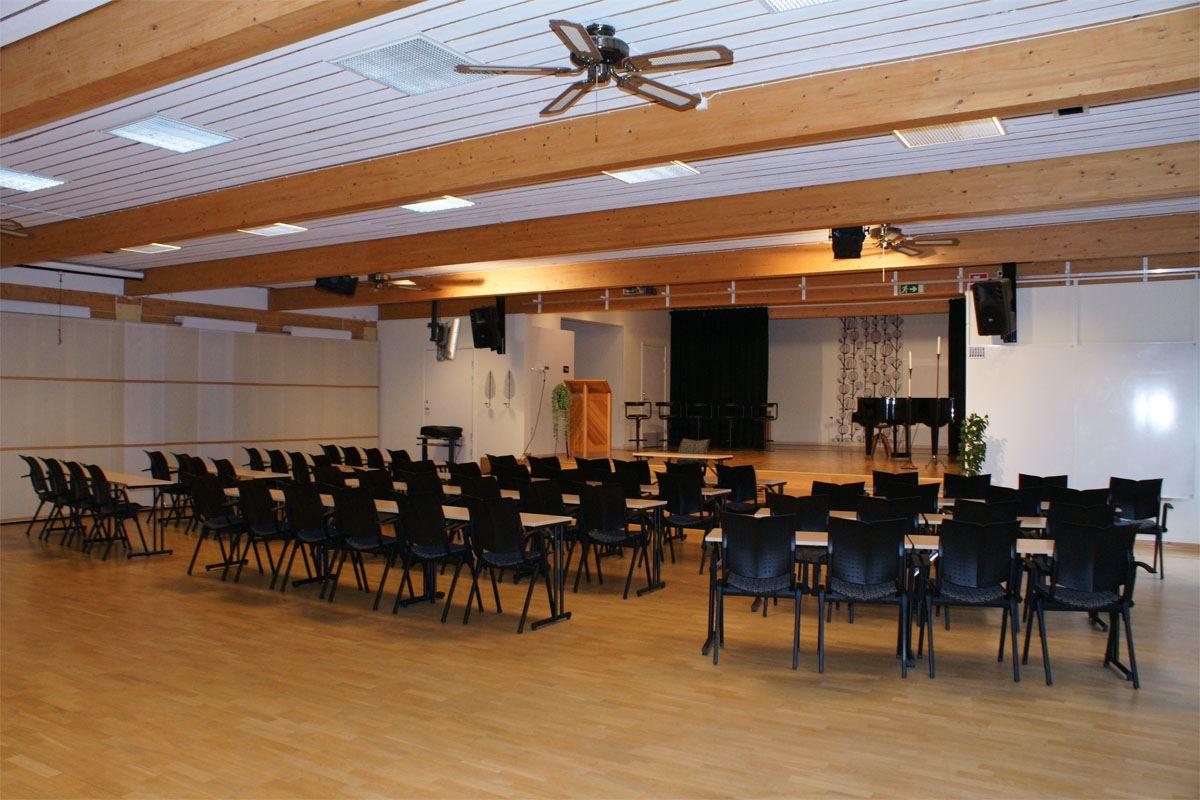 © Ädelfors folkhögskola, Konferens lokal