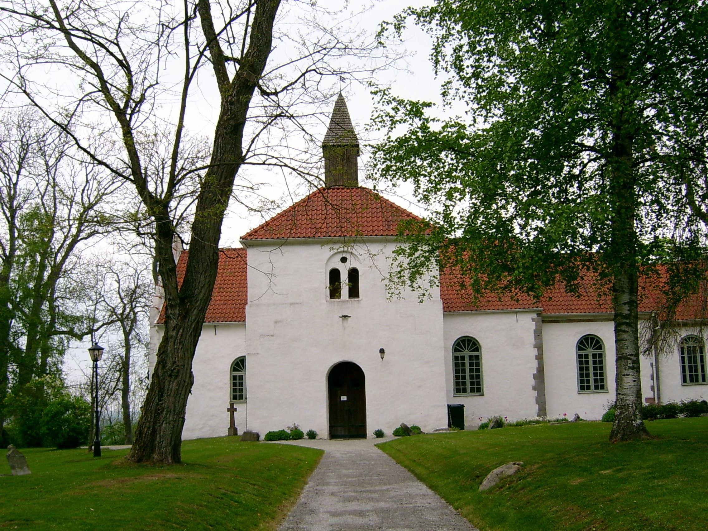 Östra Onsjö församling, Stehags kyrka