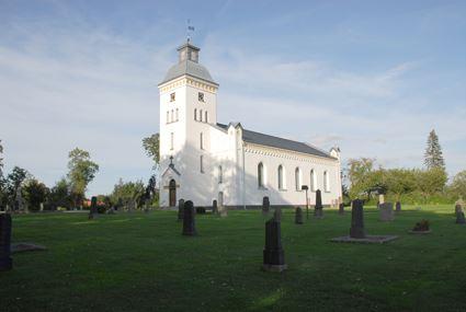 Ulf Axelsson, Trollenäs church