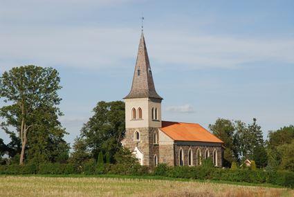 Ulf Axelsson, Västra Strö church