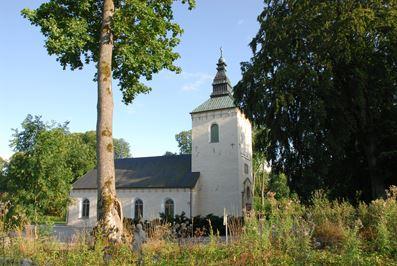 Ulf Axelsson, Örtofta church
