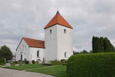 Ulf Axelsson, Östra Strö kyrka