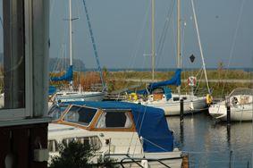 Yachthafen -Domsands Reederei