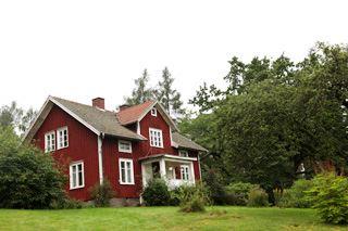 House in Munkaskog