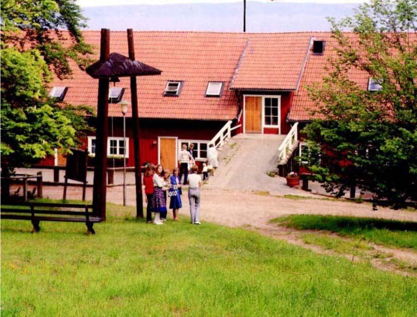 Munkaskogsgården