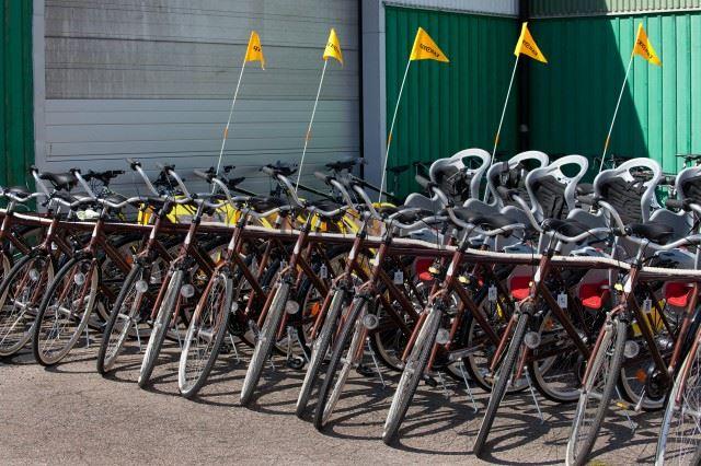Ölands Cykeluthyrning BORGHOLM