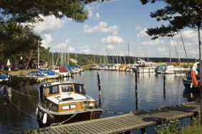 Guest harbour - Sveduddens Båtklubb