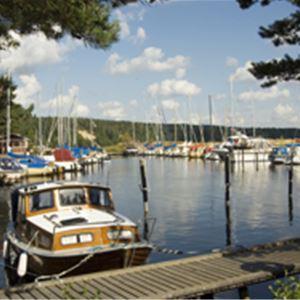 Smålandsbilder AB, Guest harbour - Sveduddens Båtklubb