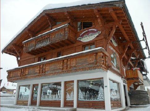 Hôtel Aiguille Blanche